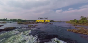 National Geographic Releases Unbelievable 360-Degree Video of Victoria Falls