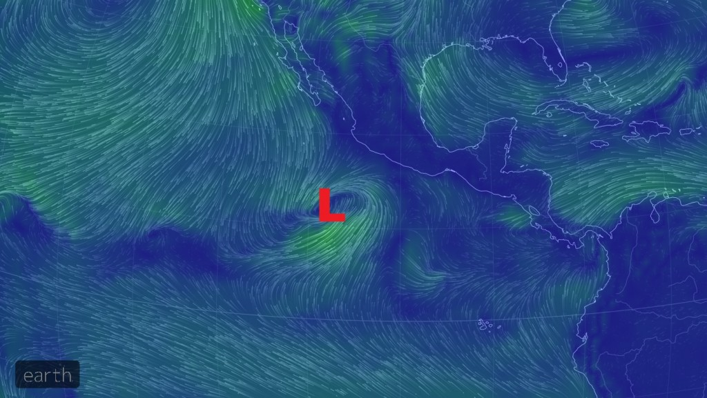 5.6.14 Eastern Pacific Low