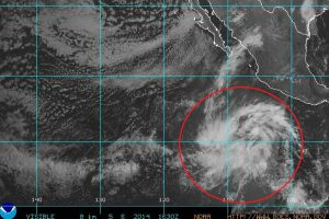 Tropical Development in the Eastern Pacific... Amanda??