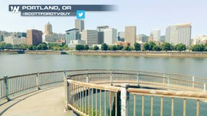 Portland's Wild Weather Roller Coaster Ride Continues