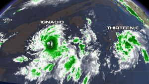 Two Tropical Storms With Hawaii Set as Their Bullseye
