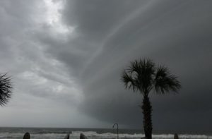 Storms Roll Over the Southeast