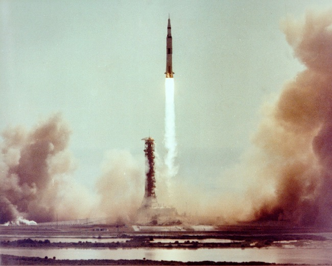 Apollo 11: 45 Years After the Launch
