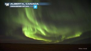 The Goddess of Dawn - Aurora Active Again