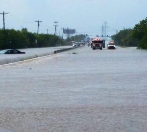 Flash Flooding Wallops Parts of DFW