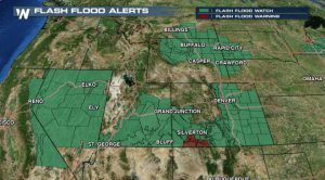 Blanca Remnants Stirring Up Flood Concerns Across Southwest
