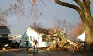 Tornados & Severe Weather Rock the Midwest