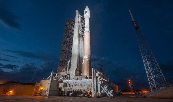 Launch Day! ULA Atlas V Rocket With Cygnus Spacecraft Watch Live