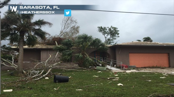 Confirmed Overnight Tornado Kills Two, Injures Others in Florida