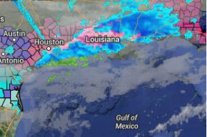 Winter Storm Brings Portions of the South to a Halt