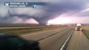 Multiple Tornadoes Cause Destruction in Illinois