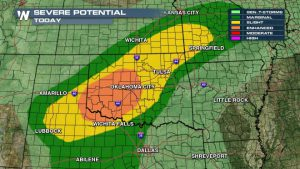 Severe Weather Threat Update!
