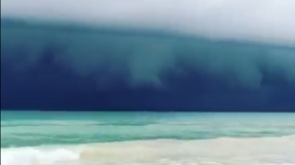 WATCH: Six Jaw Dropping Videos of Tropical Storm Earl Nearing Mexico