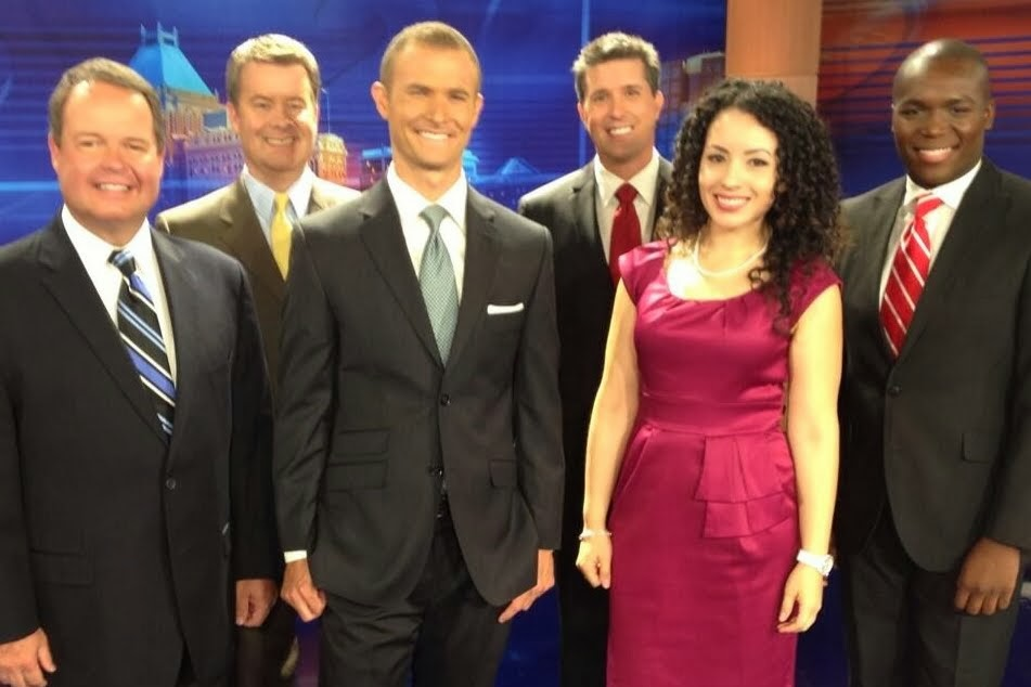 channel 2 weather team