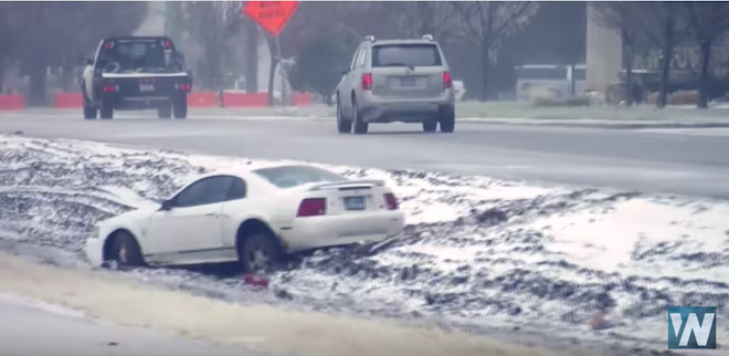 Ice & Winter Weather Slam Oklahoma Prompting State of Emergency 4