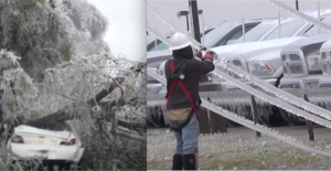 State of Emergency: Ice & Winter Weather Slam Oklahoma