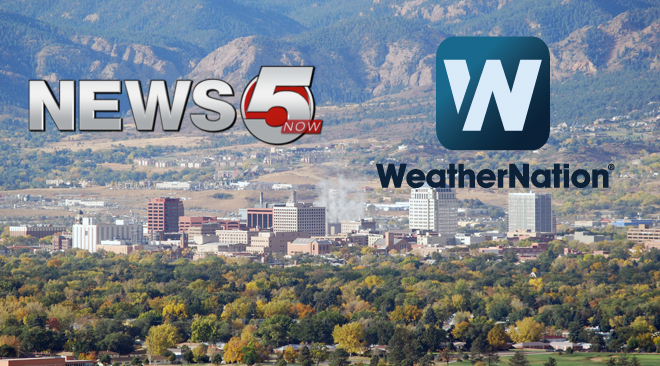 WeatherNation Welcomes Colorado Springs KOAA–News5Now