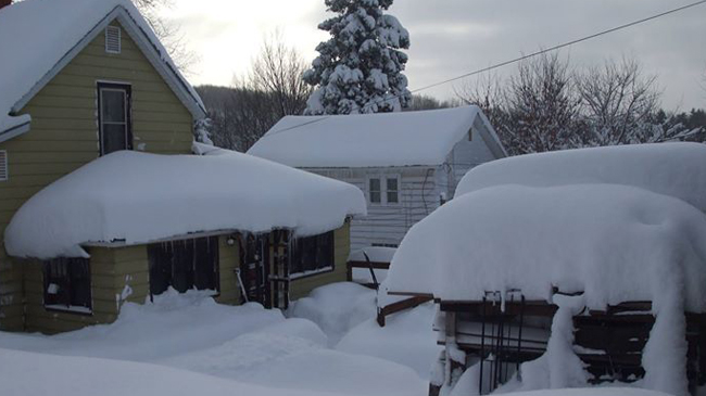 Fifty (50!) Inches of Snow Reported in This Wisconsin Town