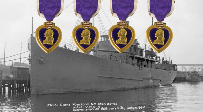 Heroic Weathermen To Be Given Purple Hearts At Last