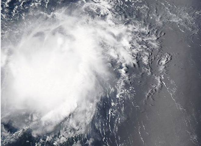 Could Erika Be Florida's First Hurricane in 10 Years?
