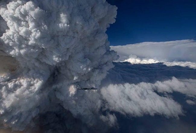 Oregon Air National Guard_Pyrocumulus_NWSMedford_2