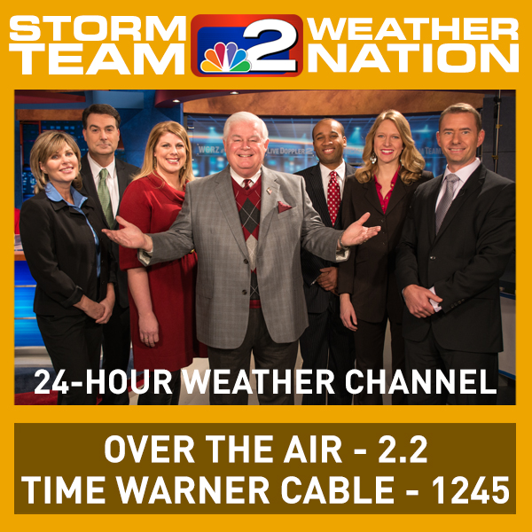 WGRZ-TV Introduces StormTeam 2 WeatherNation TV - WeatherNation