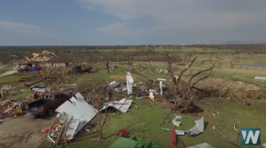 WATCH: Tornado Safe Room Saves Family