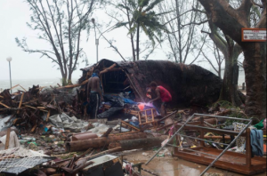 At Least Eight Dead as Pam Devastates Vanuatu