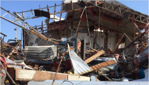Fairdale, Illinois Tornado Rated An EF-4