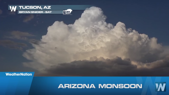 Must See: A Wild Weekend in Weather (8/10/15)