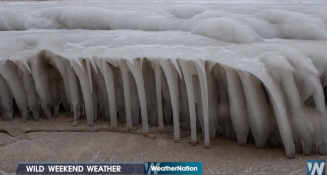 WATCH: Radically Different Weather From Coast to Coast