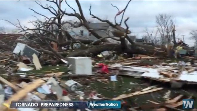 WATCH: How to Stay Alive in a Tornado