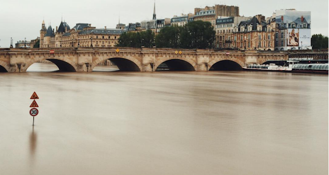 Just How Bad is the Flooding in Paris? Louvre Shuts Down to Protect World Famous and Precious Art