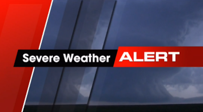 NOW: Severe Weather Strikes – Tornadoes Likely