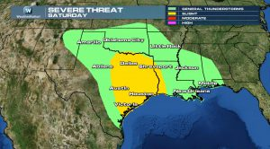Weekend Severe Threat & Next Winter Storm