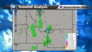 Forecasting Snowfall for the Plains, Upper Midwest