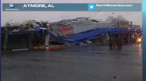Damage from Severe Thunderstorms; Threat Continues