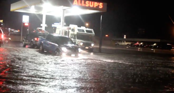 WATCH: Texas Severe Storms & Flooding