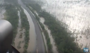 I-10 Closed Indefinitely at Texas-Louisiana State Line