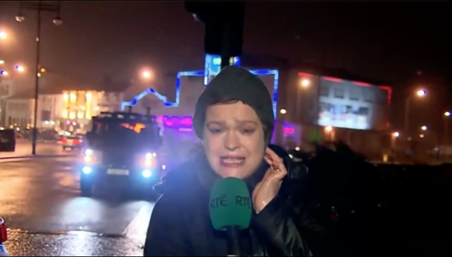 The Internet Is Going Crazy Over Storm Reporter's Epic Rant