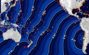 BREAKING: Hawaii Under Tsunami Watch After Strong Earthquake off Chile