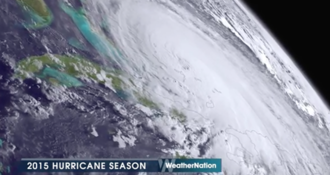 VIDEO 2015 Hurricane Season Highlights