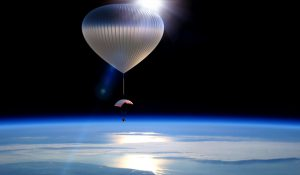 Space Travel...by Balloon?