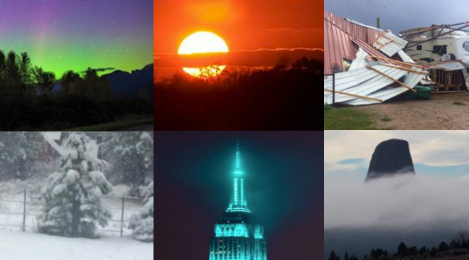 My WeatherNation –This Week in Your Pictures