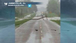 PHOTOS: Severe Storms Lash South, Southeast on Sunday