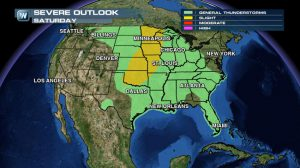Weekend of Severe Weather Likely