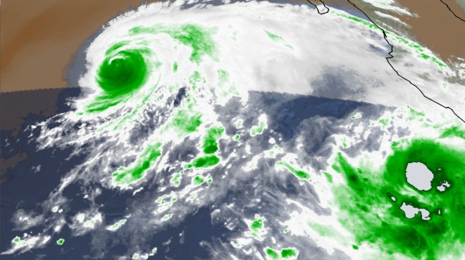 Hurricane Andres Weakens, Blanca Next?