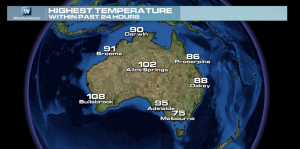 Intense Heat Wave Blasts Australia