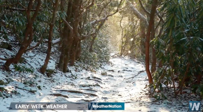 WATCH: A Week of Beastly and Beautiful Weather