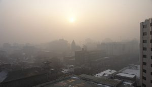Air Pollution May Disrupt Sleep